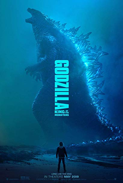 Godzilla: King of the Monsters - May 30th, 2019