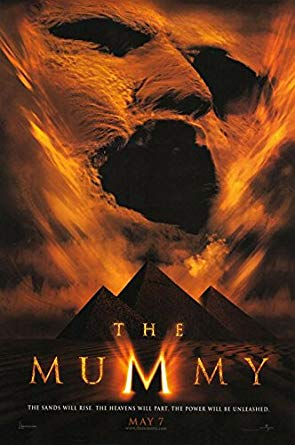 The Mummy - June 3rd, 2019