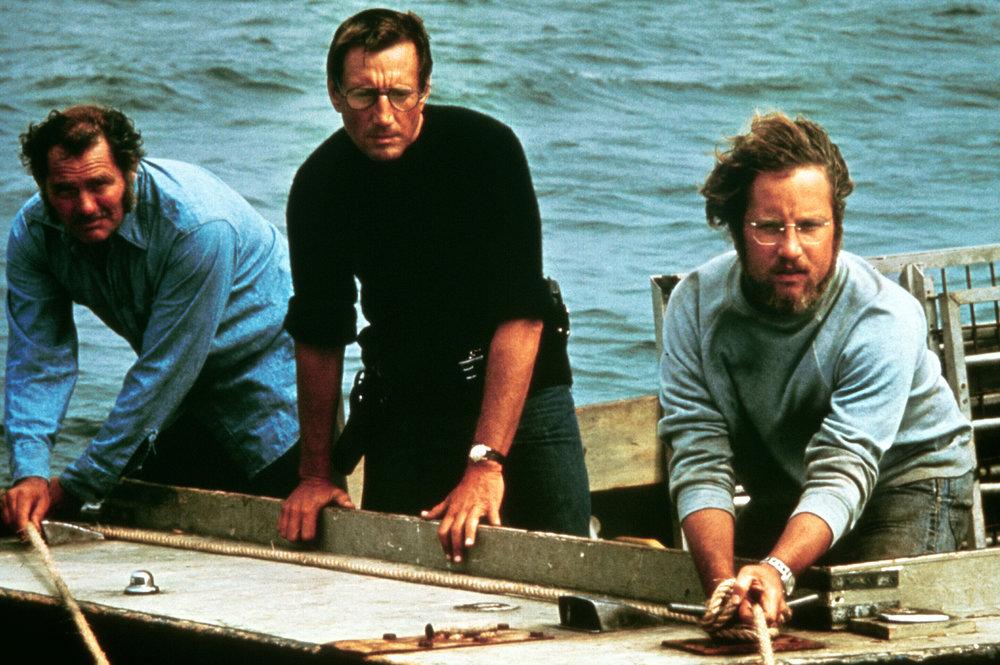 Jaws Steven Spielberg