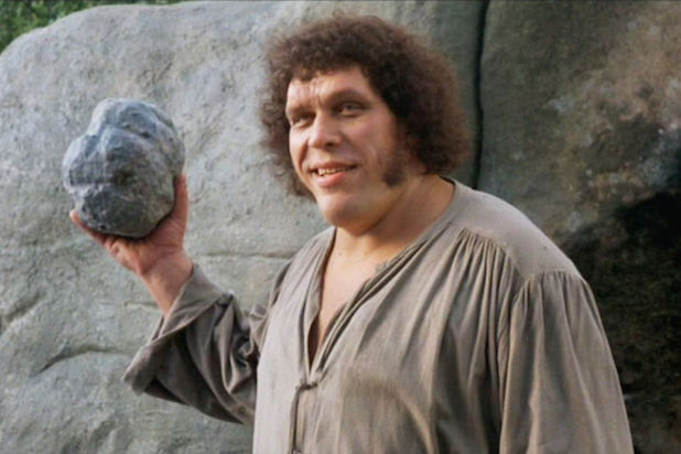 The Princess Bride Fezzik Andre the Giant