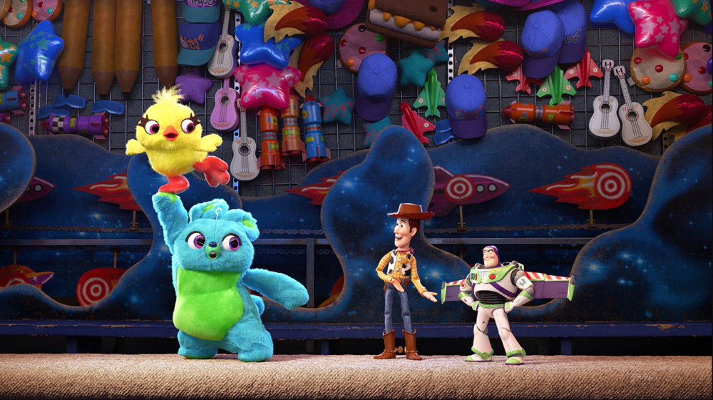 Toy Story 4 Pixar