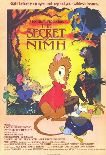 The Secret of NIMH - August 13th, 2019