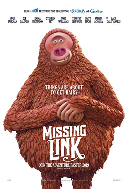 Missing Link - August 28th, 2019