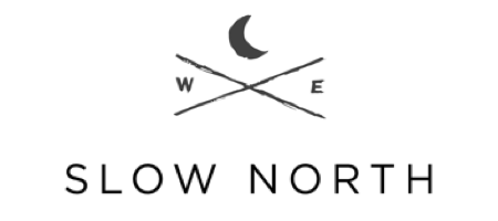 Slow North - Slow North intentionally crafts all-natural, botanical products made to complement whole living. A family business, Slow North emerged from the belief that all home goods, whether luxury or necessity, should be made with clean and safe ingredients.