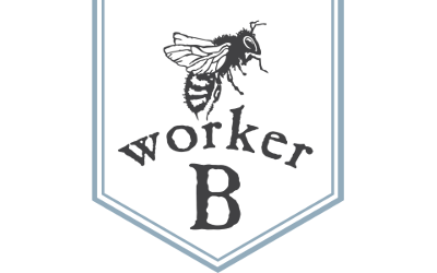 Worker B - Worker B is a group of passionate beekeepers and artisanal skincare formulators who have harnessed the potency of bee-created ingredients straight from the hive. The concentrated raw honey, propolis, and beeswax they source from they're beehives are chock-full of all the bee-autiful stuff our skin absolutely loves.