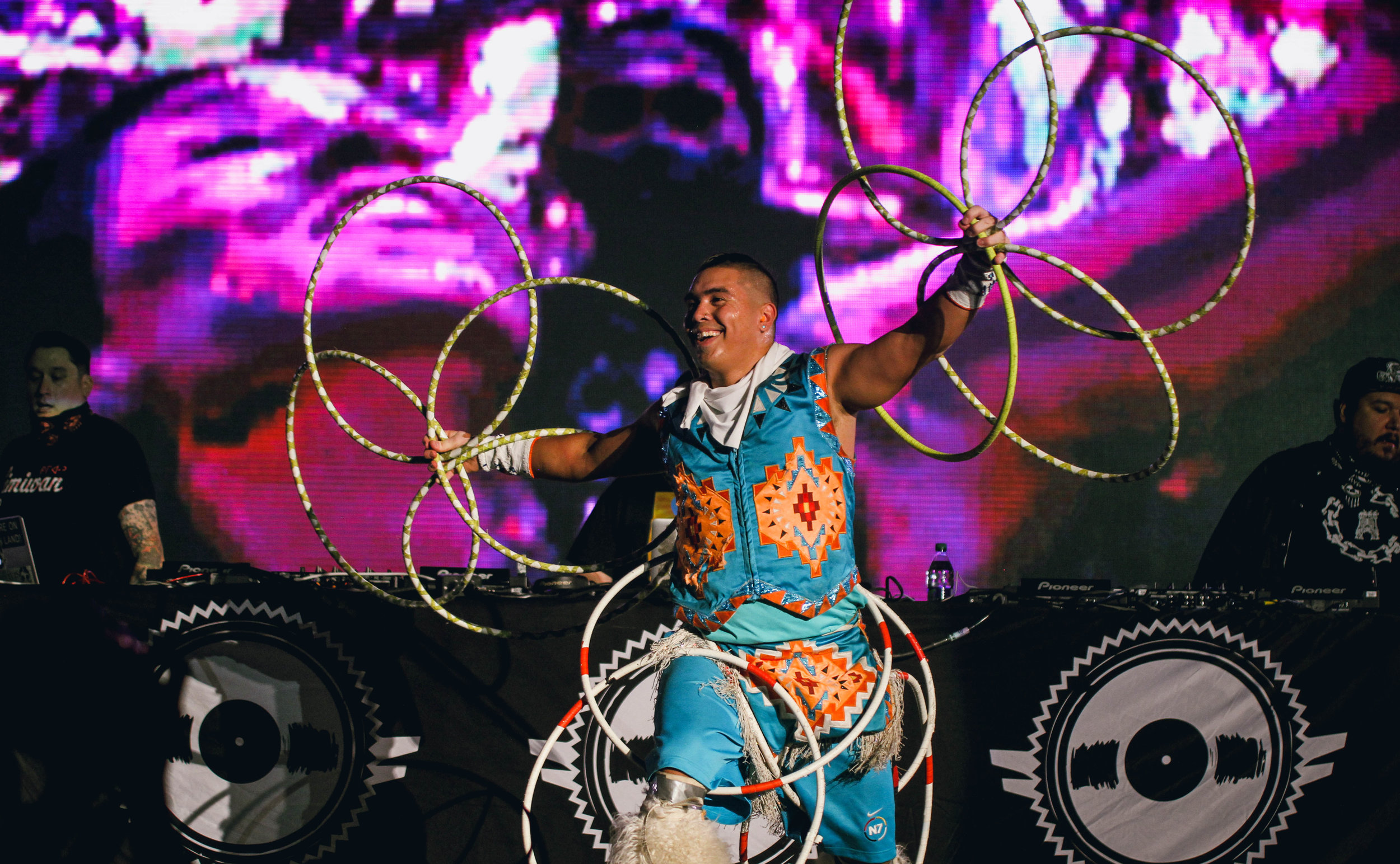 A Tribe Called Red - Panamania 2015