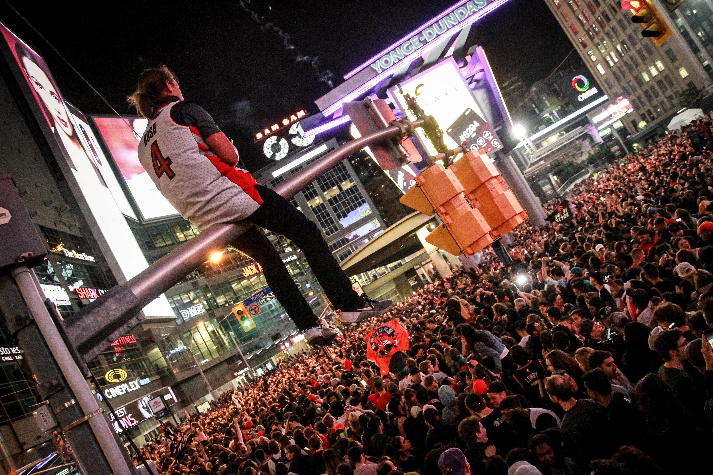 Toronto Raptors NBA Championship Celebration