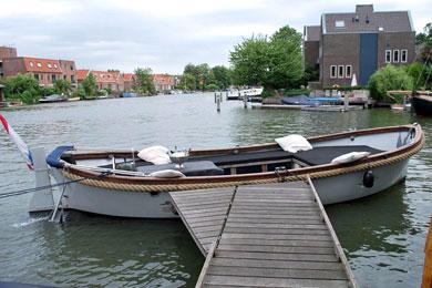 Onze boten - Sloepen en zeilschepen.