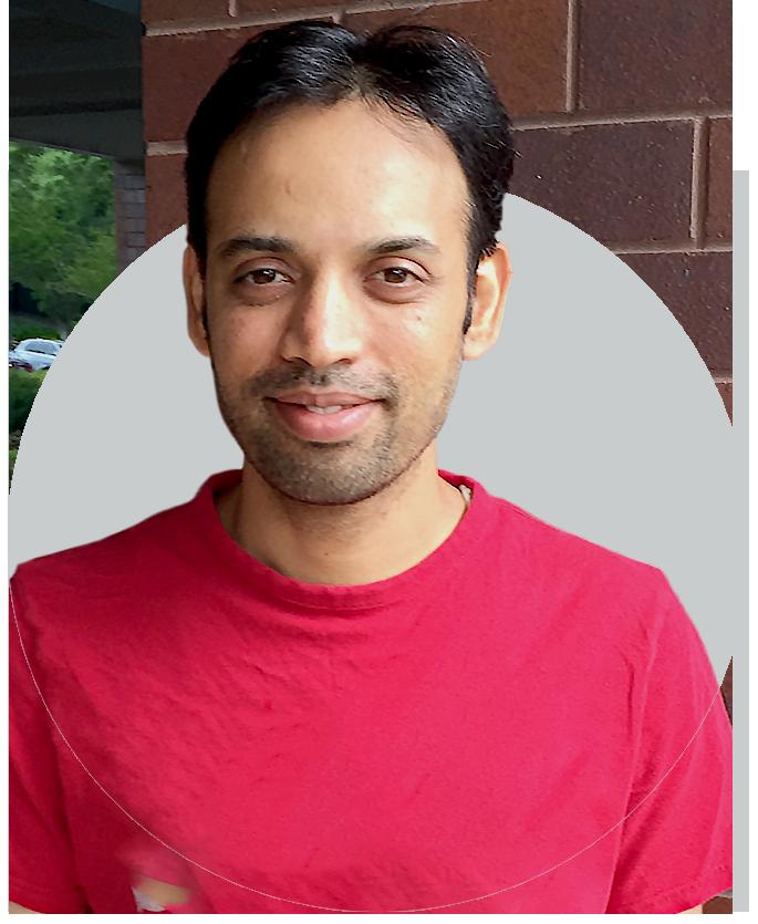 Krishna Padmanabha - Data Scientist