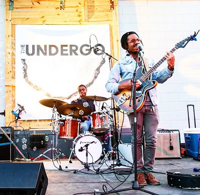 @UNDERGOFEST this SATURDAY Free, all ages, open to the public  All Local All love all day all night all artists all music all #Savannah 🎵: @jacobsandwich 📸 : @akyeler_photography