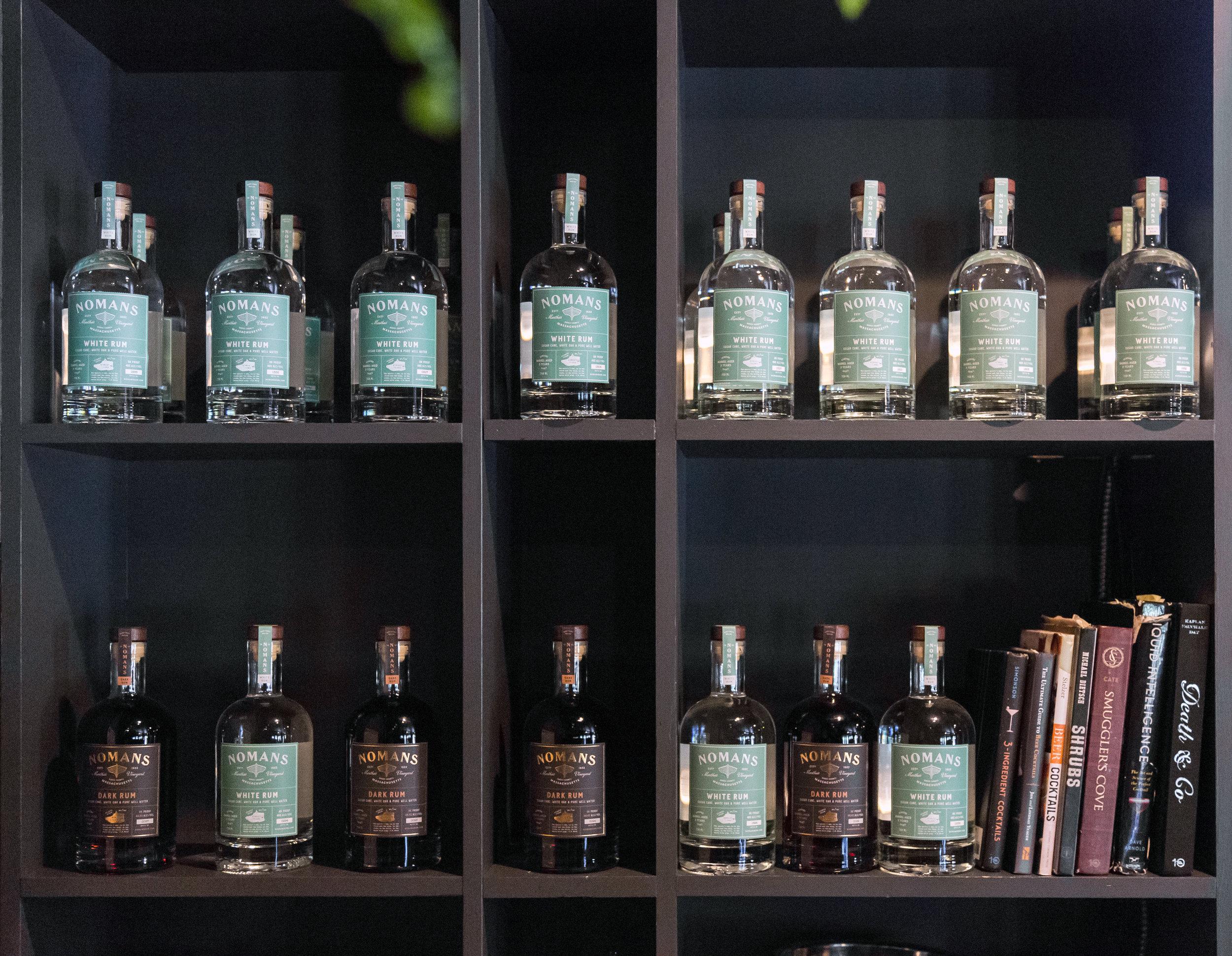 Bootlegging Island & - Nomans Rum