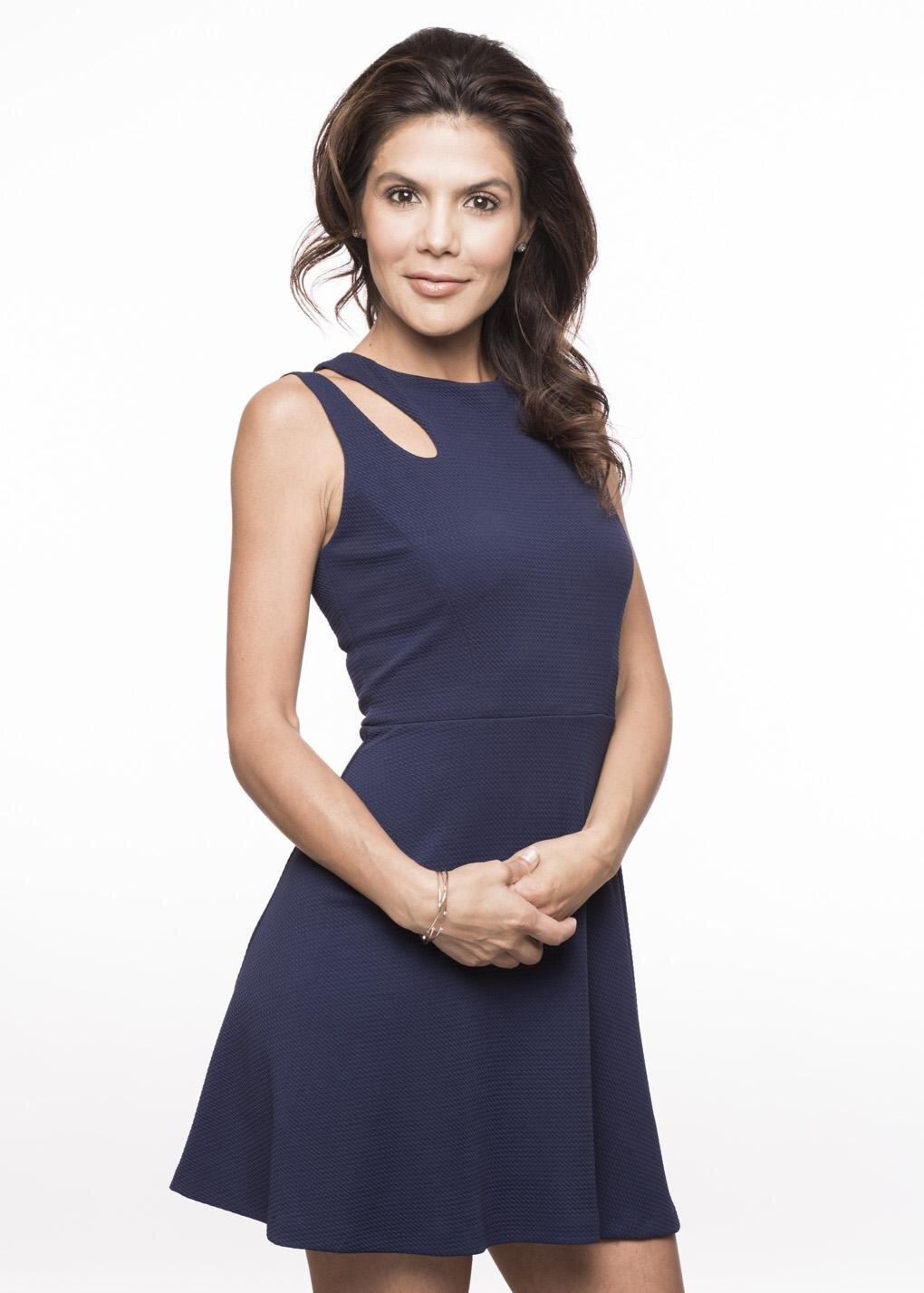 Michelle Algeria from Fox 32