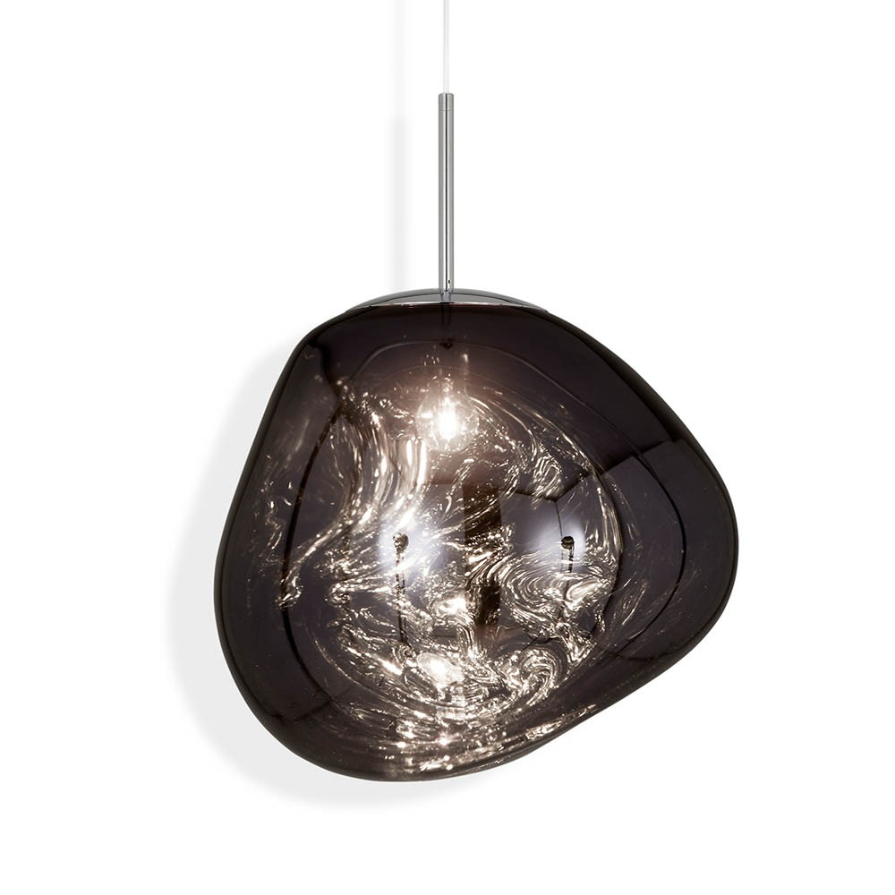 Tom Dixon Melt Pendant Smoke