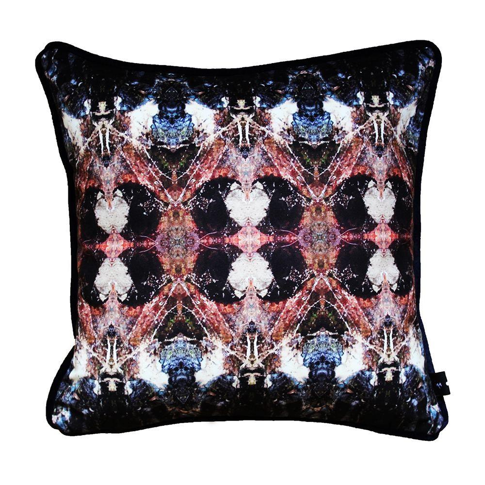Iona Crawford Craquelure Cushion