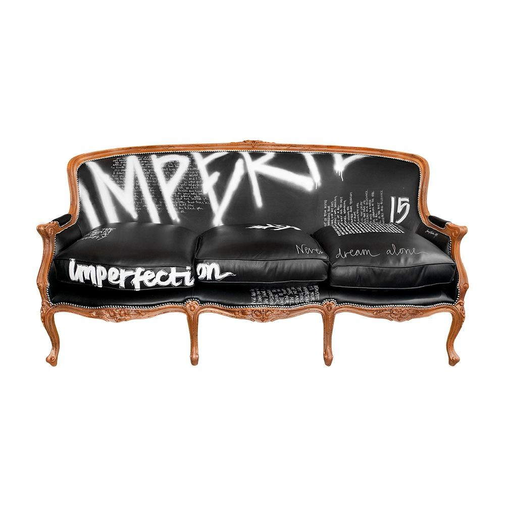 Jimmie Martin Imperfection Sofa