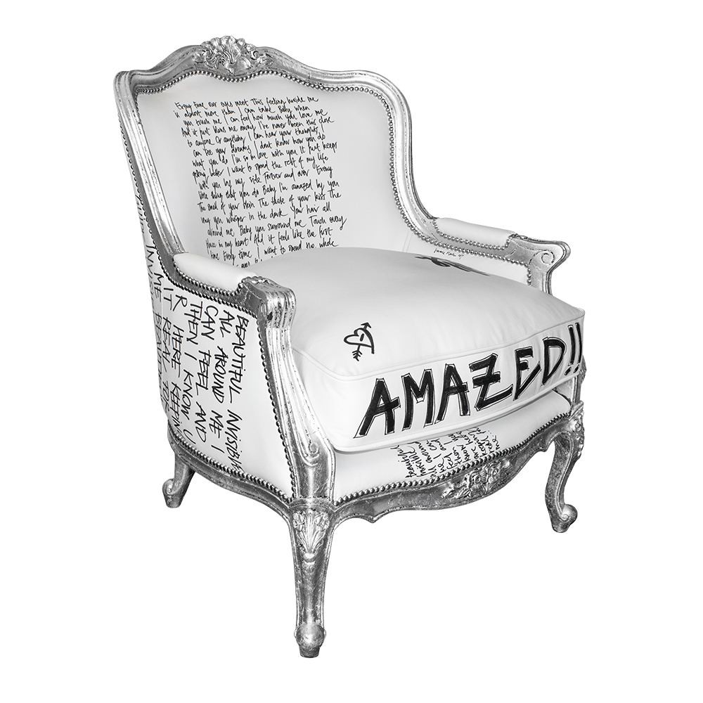 Jimmie Martin Imperfection Armchair