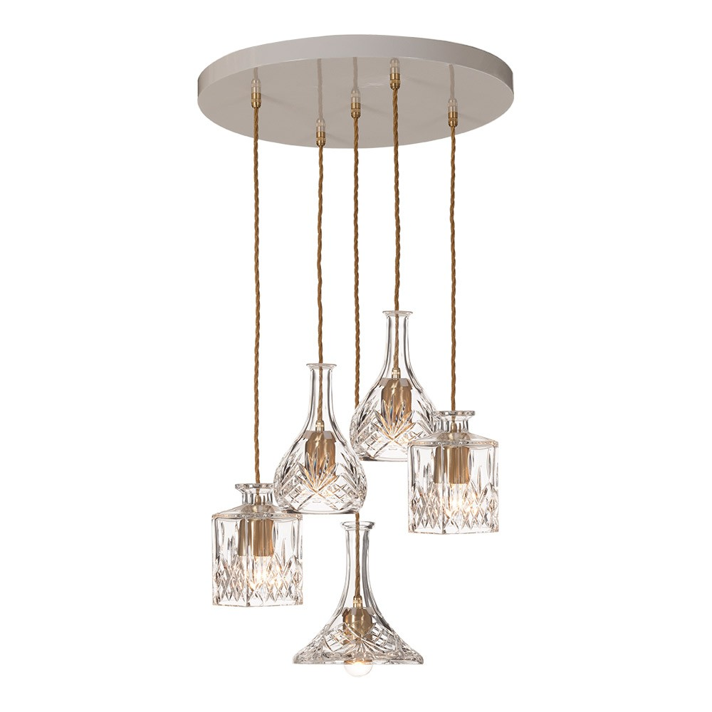 Lee Broom Decanter Chandelier