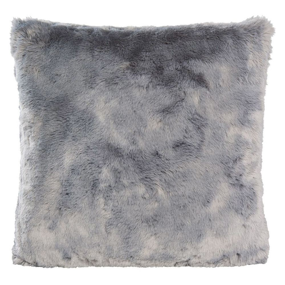 Winter Home Seal Silver Cushion