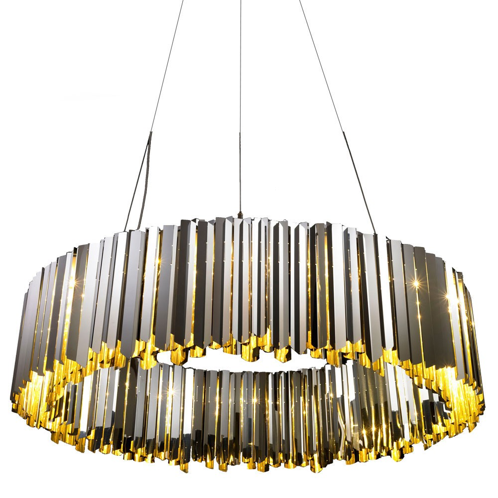 Innermost Facet Chandelier