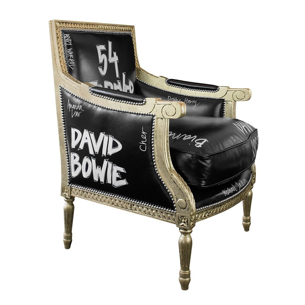 Jimmie Martin 54 Forever Armchair