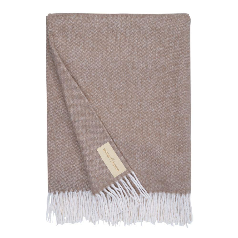 Winter Home Scarlet Blanket