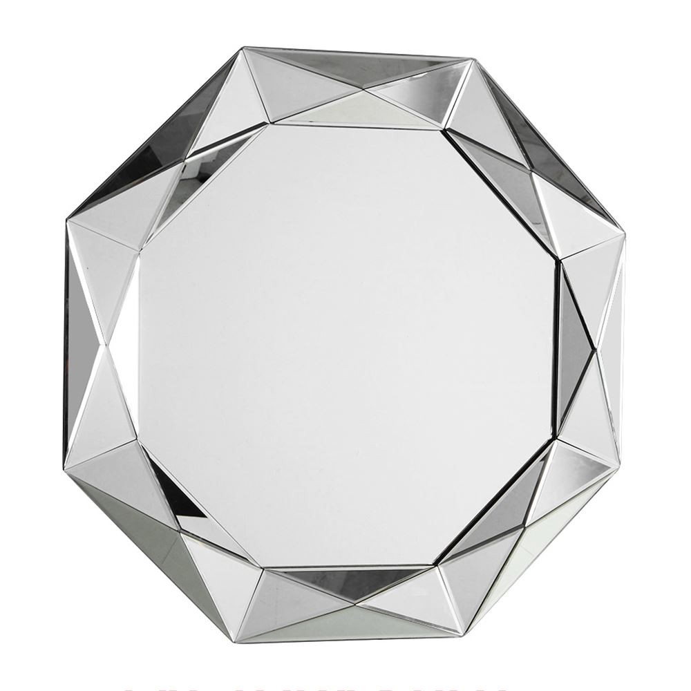 Houseology Collection Gaho Glass Wall Mirror