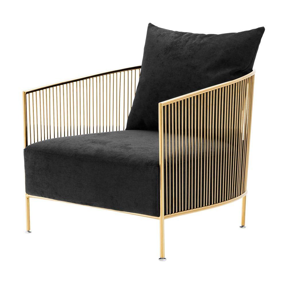 Eichholtz Knox Chair Gold