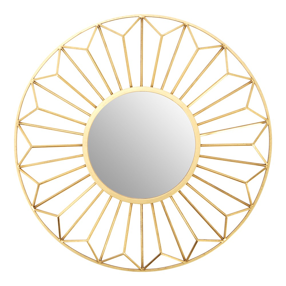 Houseology Collection Flower Wall Mirror