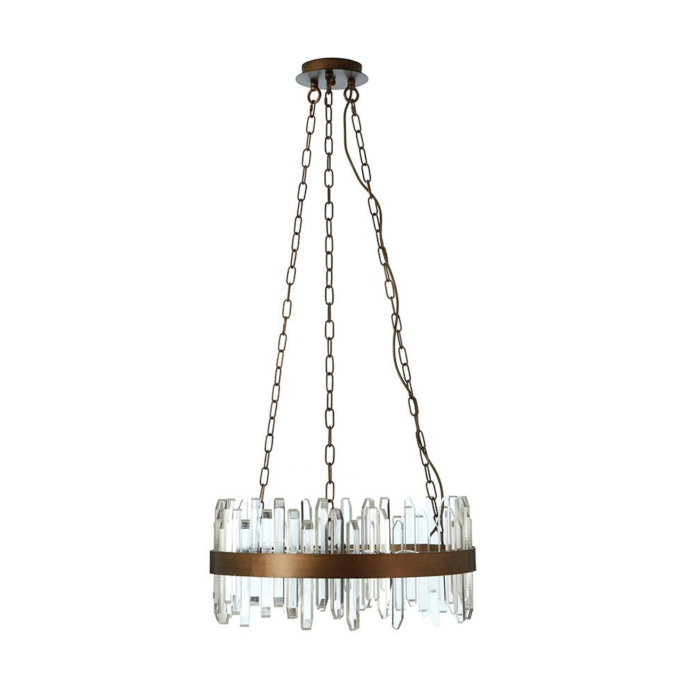 Houseology Collection Modena Chandelier
