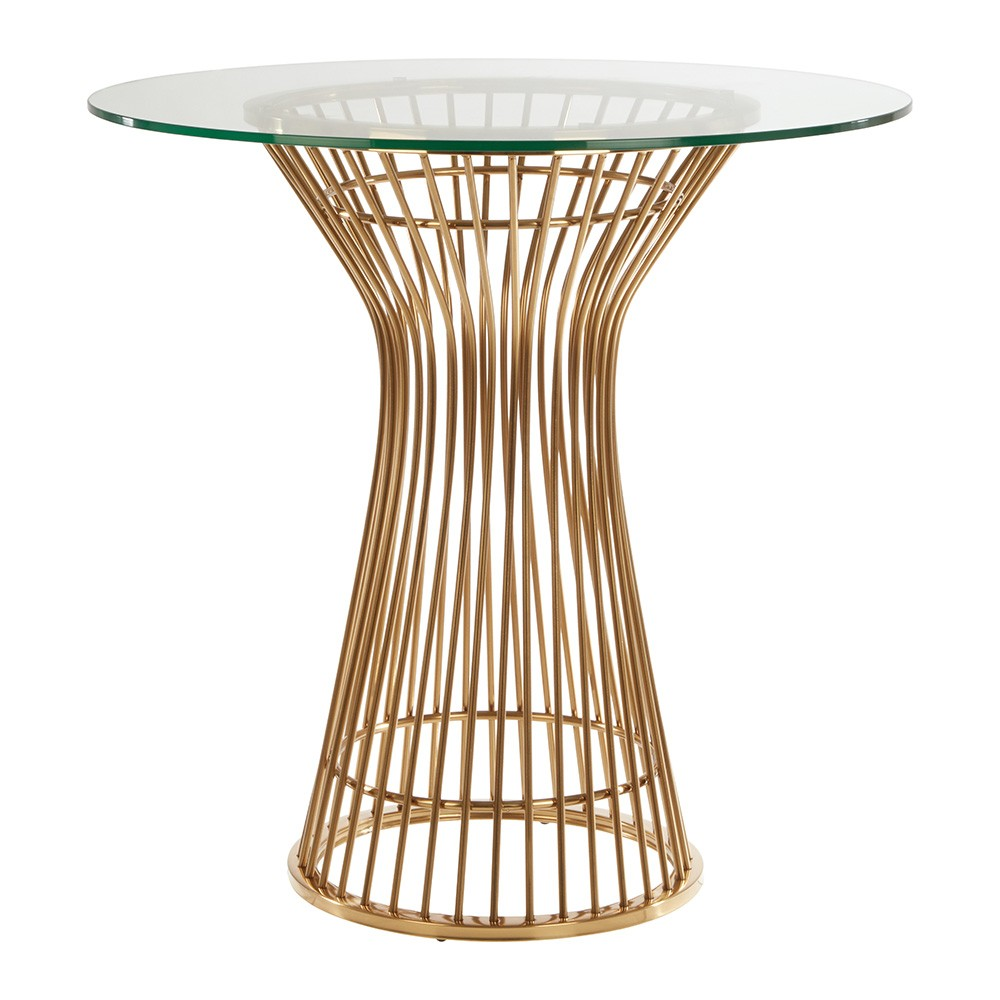 Houseology Collection Lunar Round Dining Table