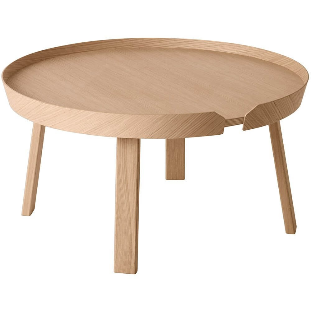 Around Large Coffee Table