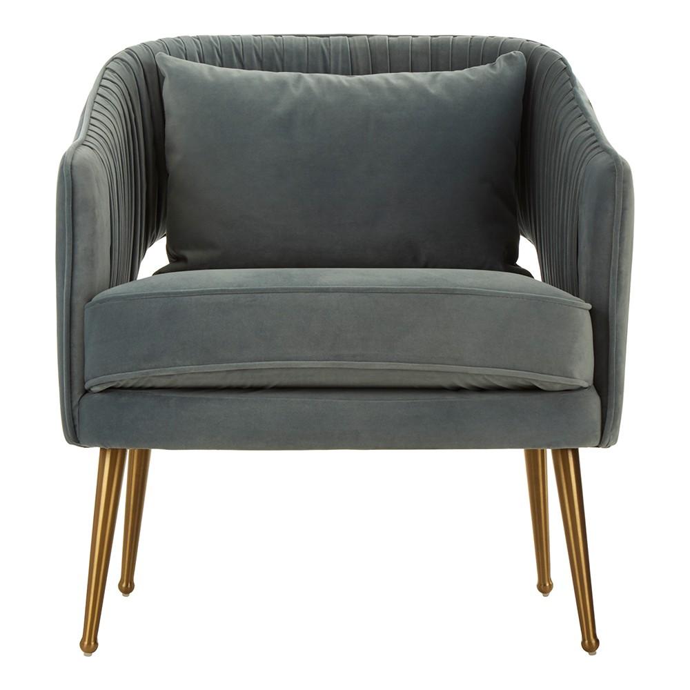 Arundel Velvet Chair