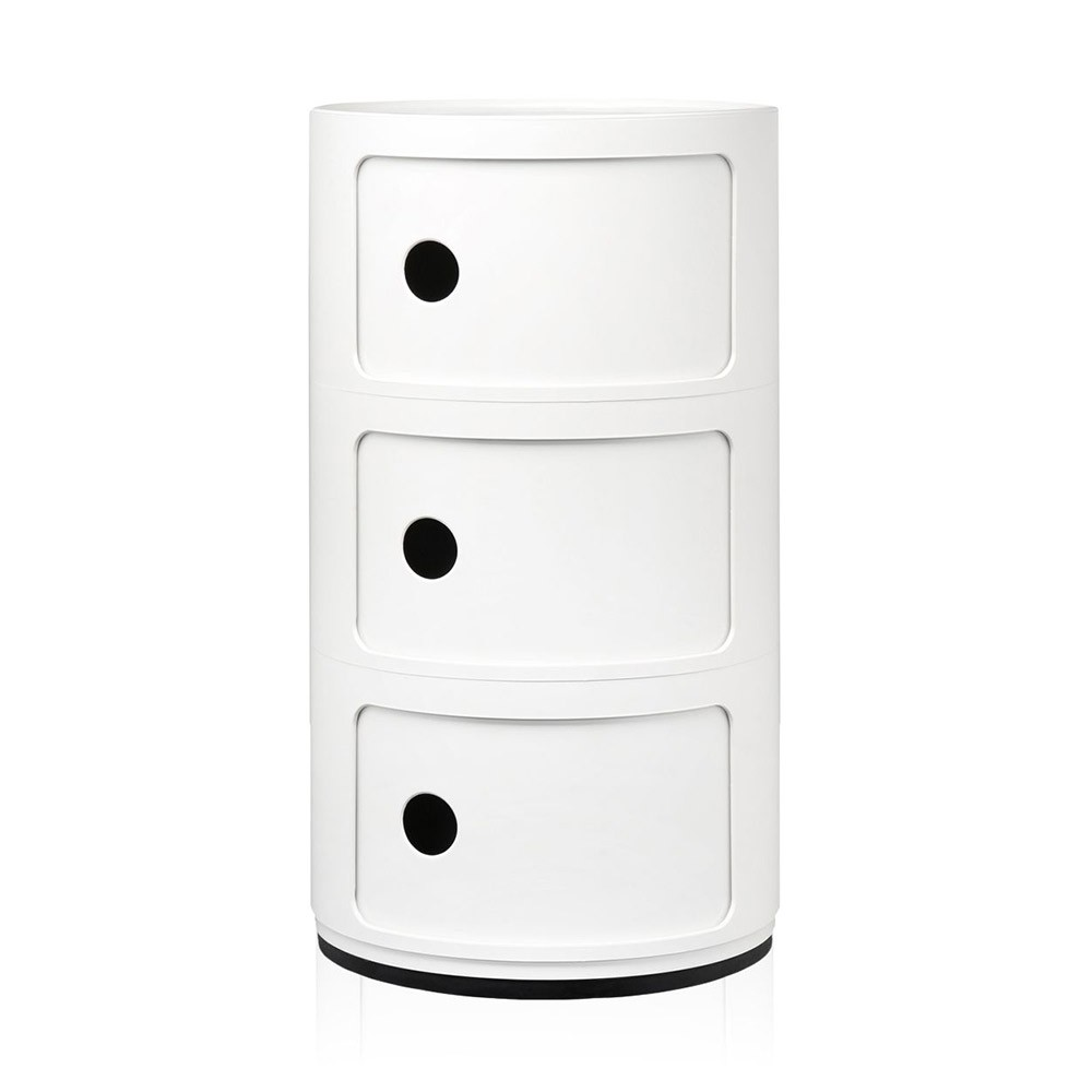 Kartell Componibili 3 Tier Unit