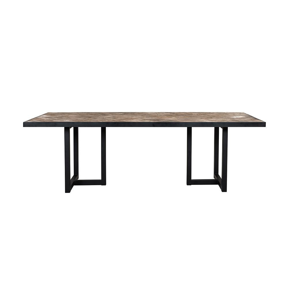Houseology Collection Herringbone Dining Table