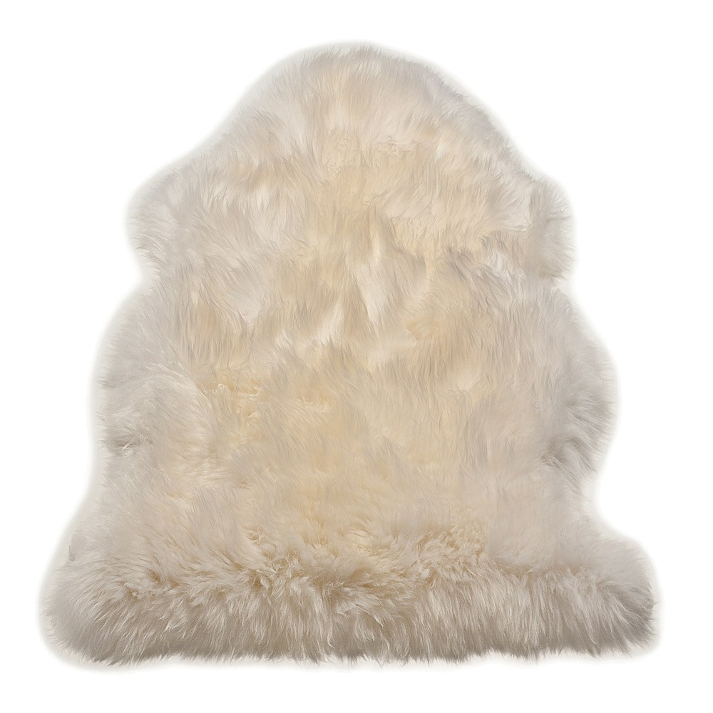 Houseology Collection Sheepskin Rug