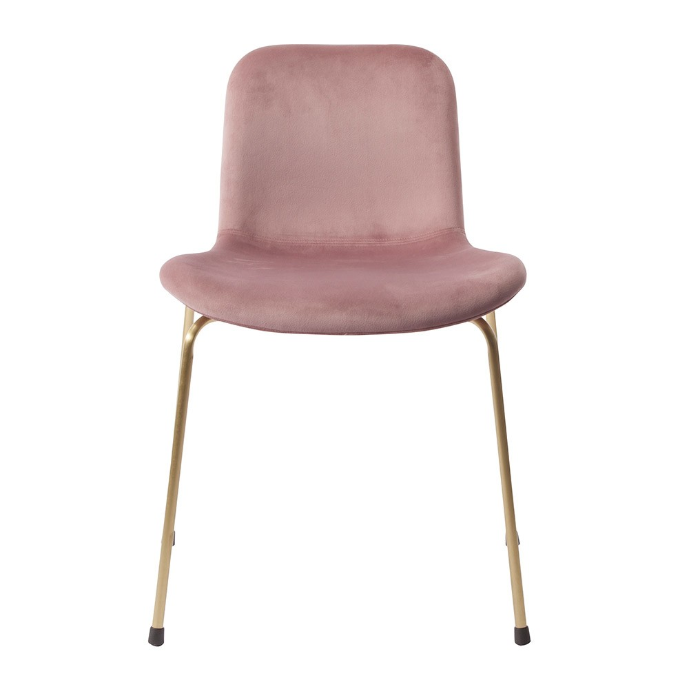 NORR11 Goose Dining Chair Pink