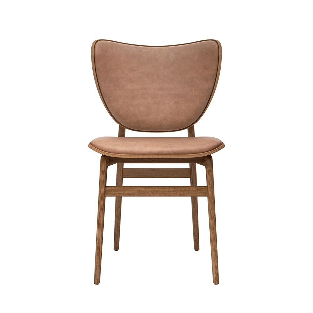 NORR11 Elephant Dining Chair Smoked Oak