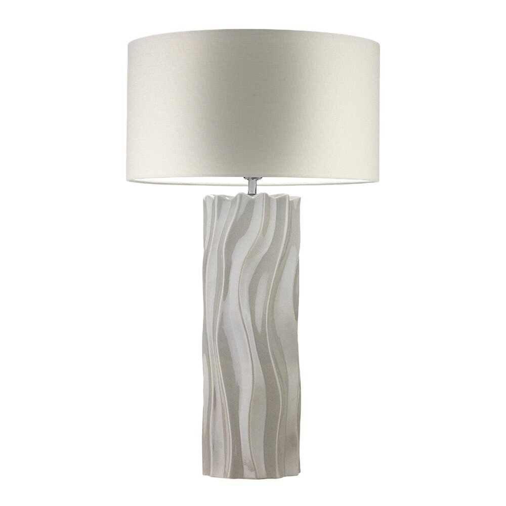 Willow Table Lamp Large Mist