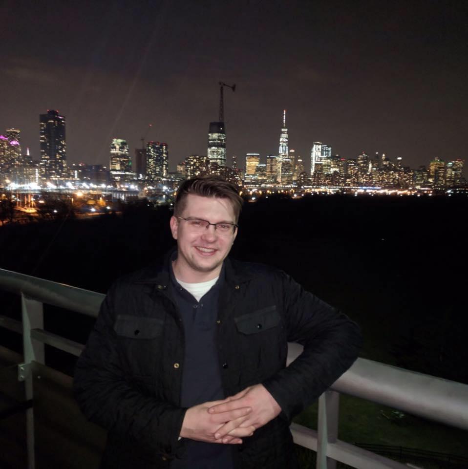 Kamil Lupicki  Undergrad: Georgetown University  Med School: Rutgers NJMS