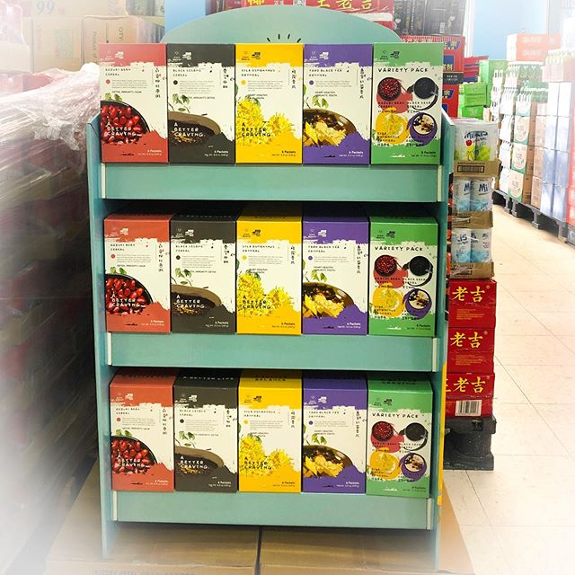 You can now buy the Crave Natural products you love in stores! Come find us at Win Sing Supermarket @ 1835 S Canal St, Chicago, IL 60616 #chicago #chicagofood #chicagochinatown