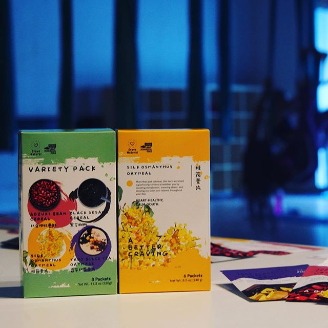 Just because the summer's over, it doesn't mean that your craving has to stop! Check out our four delicious all-natural superfood cereals on our website (link in bio). We do FREE pickup in Chicago! . . . #cravenatural #ABetterCraving #healthybreakfast #wellness #fitness #breakfast #breakfastideas #breakfasttime #breakfastlover #superfoods #foodie #instafood #foodlove