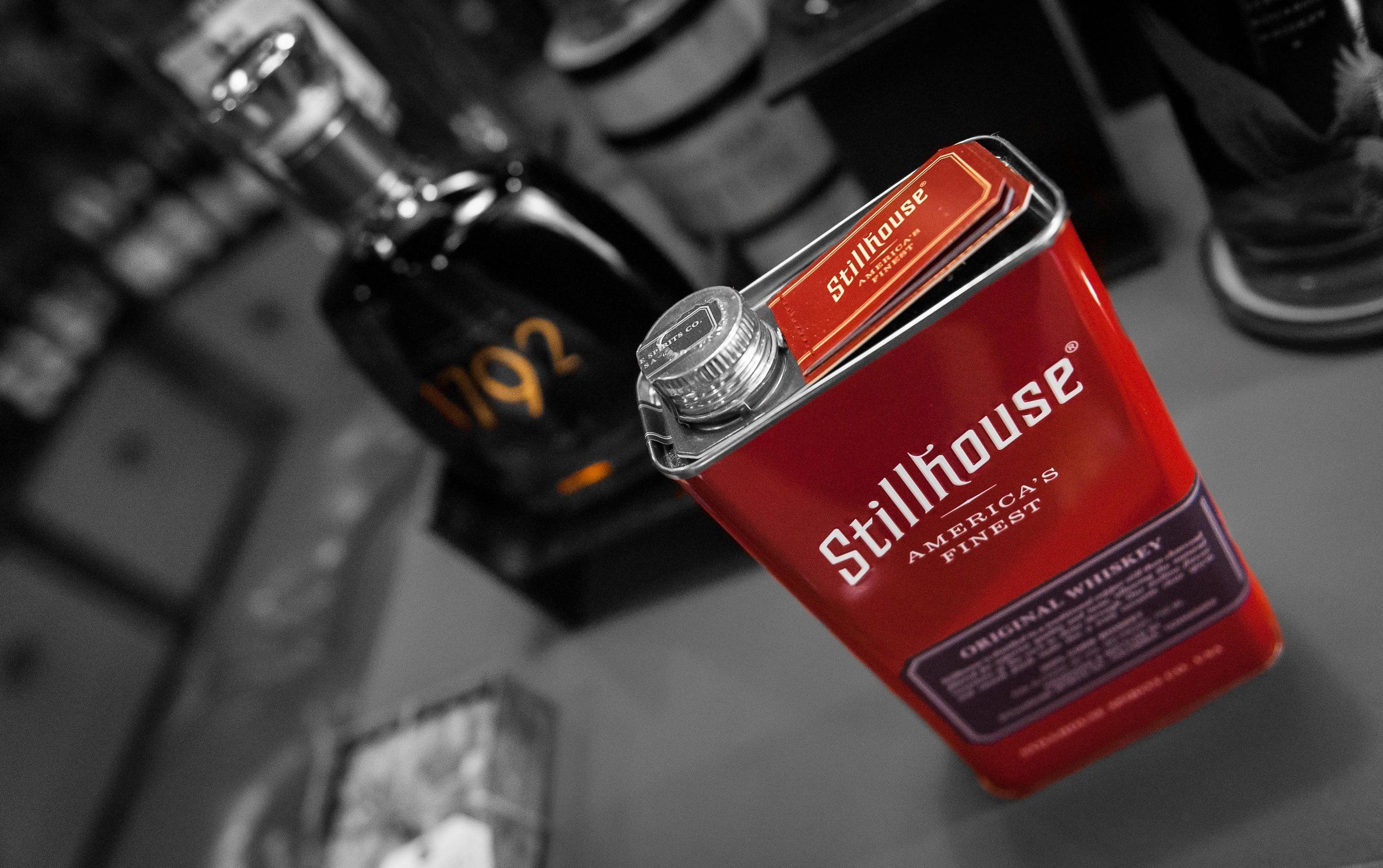 Nicks Chilled & Distilled Stillhouse Whiskey