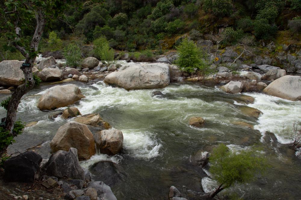 Three Rivers, C.A