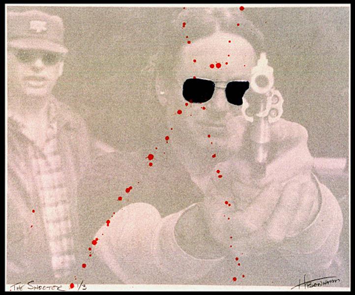 Harry Houchins #1 - Gum Bichromate