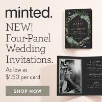 MINTED WEDDING INVITATIONS   MINTED.COM