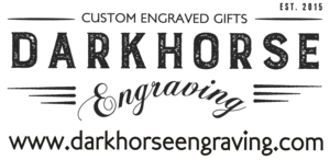 DARK HORSE ENGRAVING   BRIDAL HANGERS, CUSTOM MASON JARS, GROOMSMAN GIFTS & MORE!