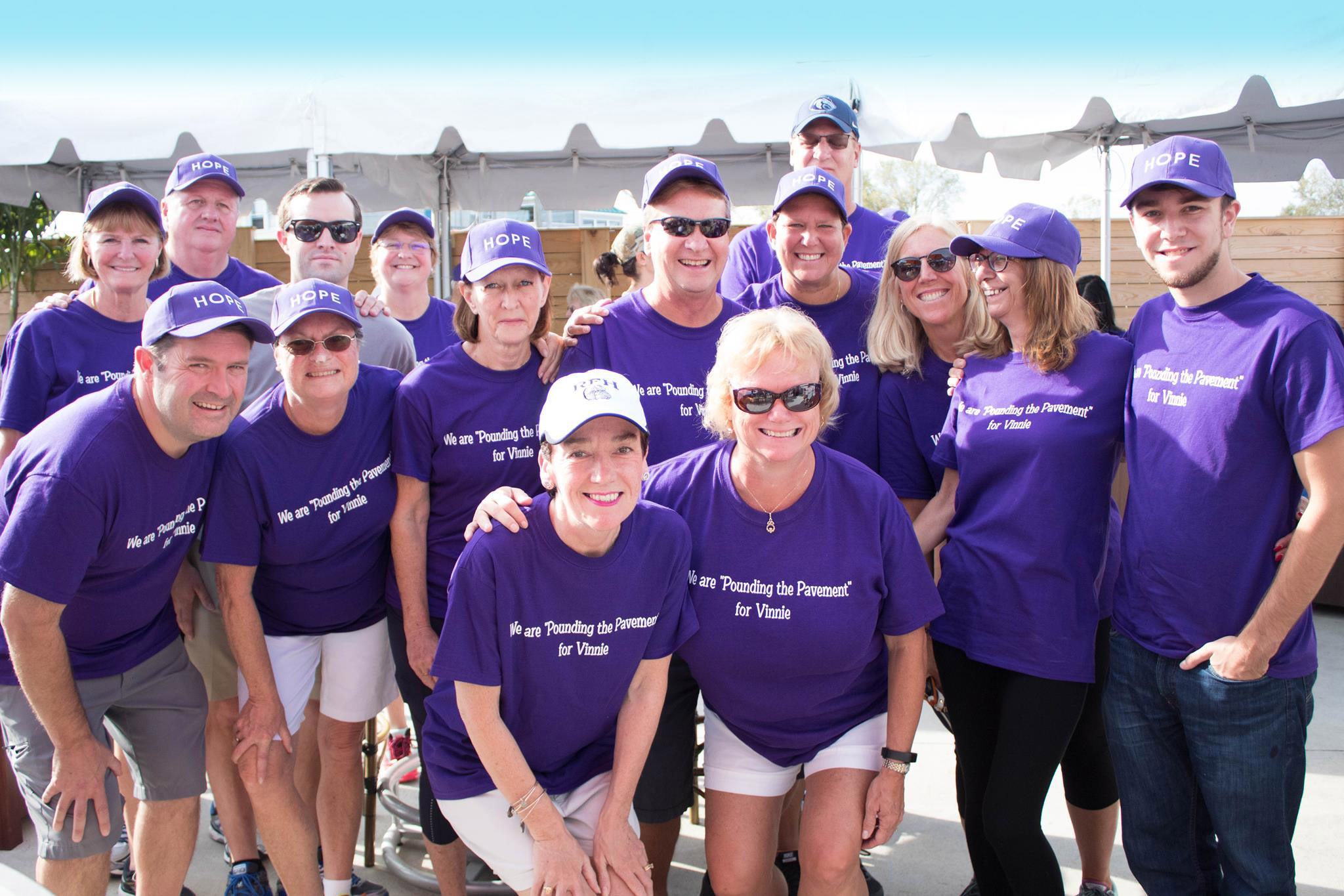 Why we Pound the Pavement - Pancreatic cancer is the third leading cause of cancer-related deaths in the United States and is the deadliest major cancer, with a five-year survival rate of just 9 percent, according to the Pancreatic Cancer Action Network. In 2019, it is predicted that more than 55,000 Americans will be diagnosed with pancreatic cancer.