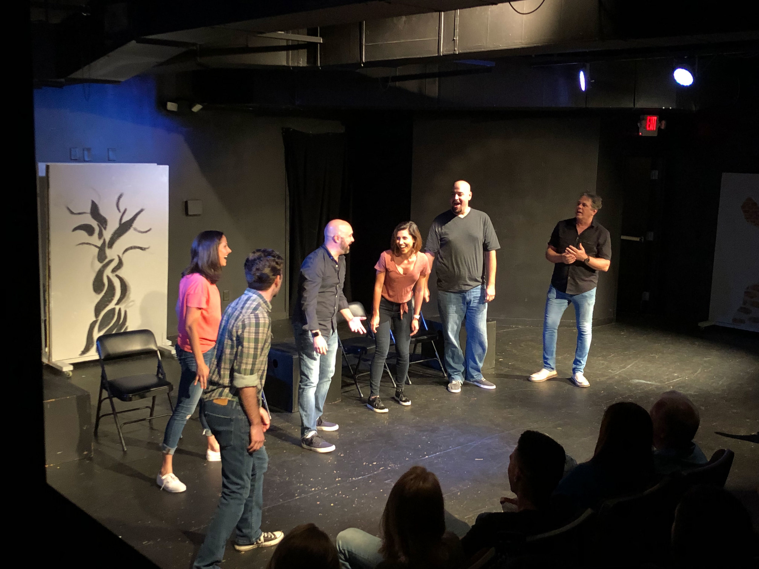 Sick Puppies Comedy: Shallow Howl