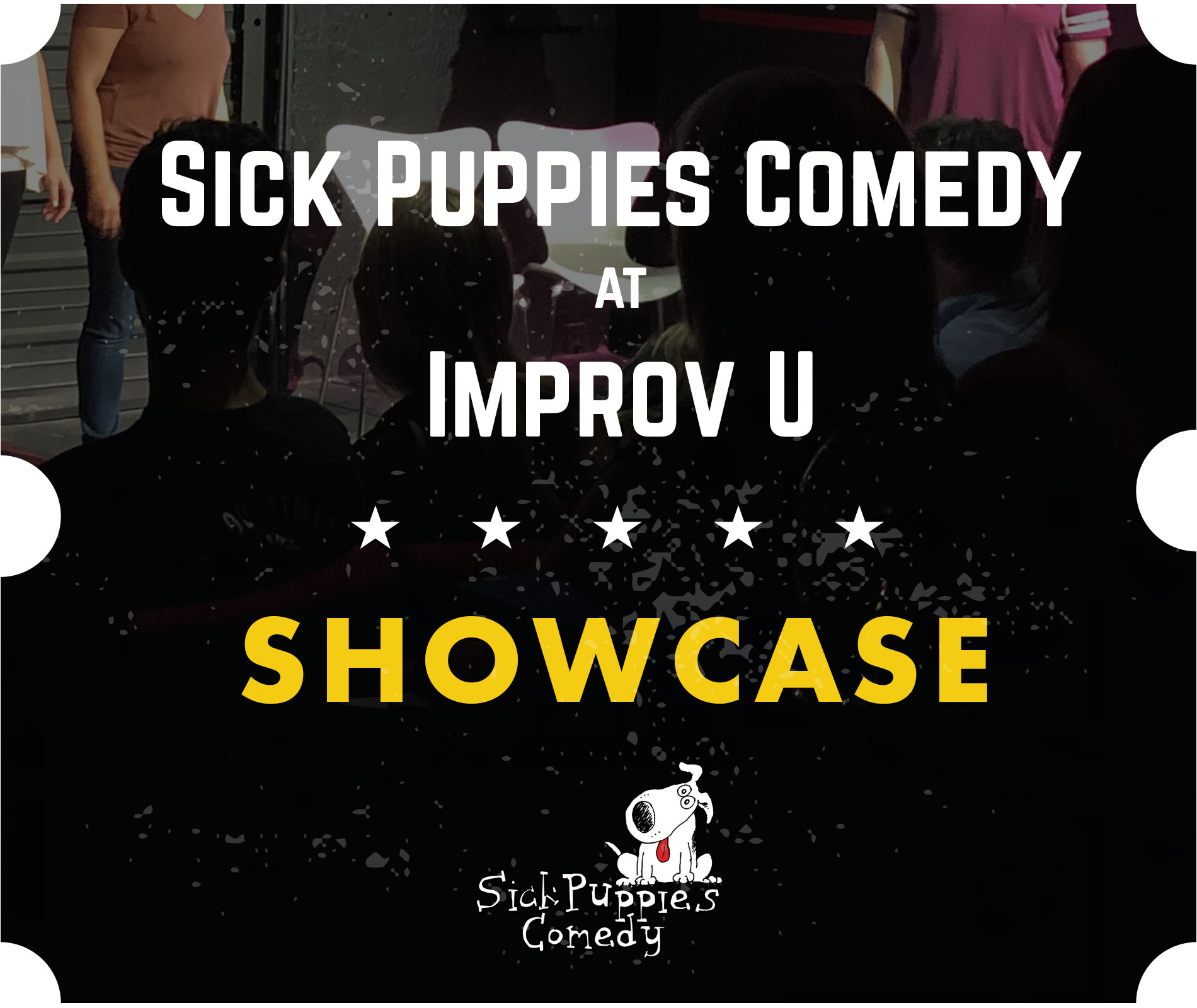 August 31, 2019 Sick Puppies Showcase