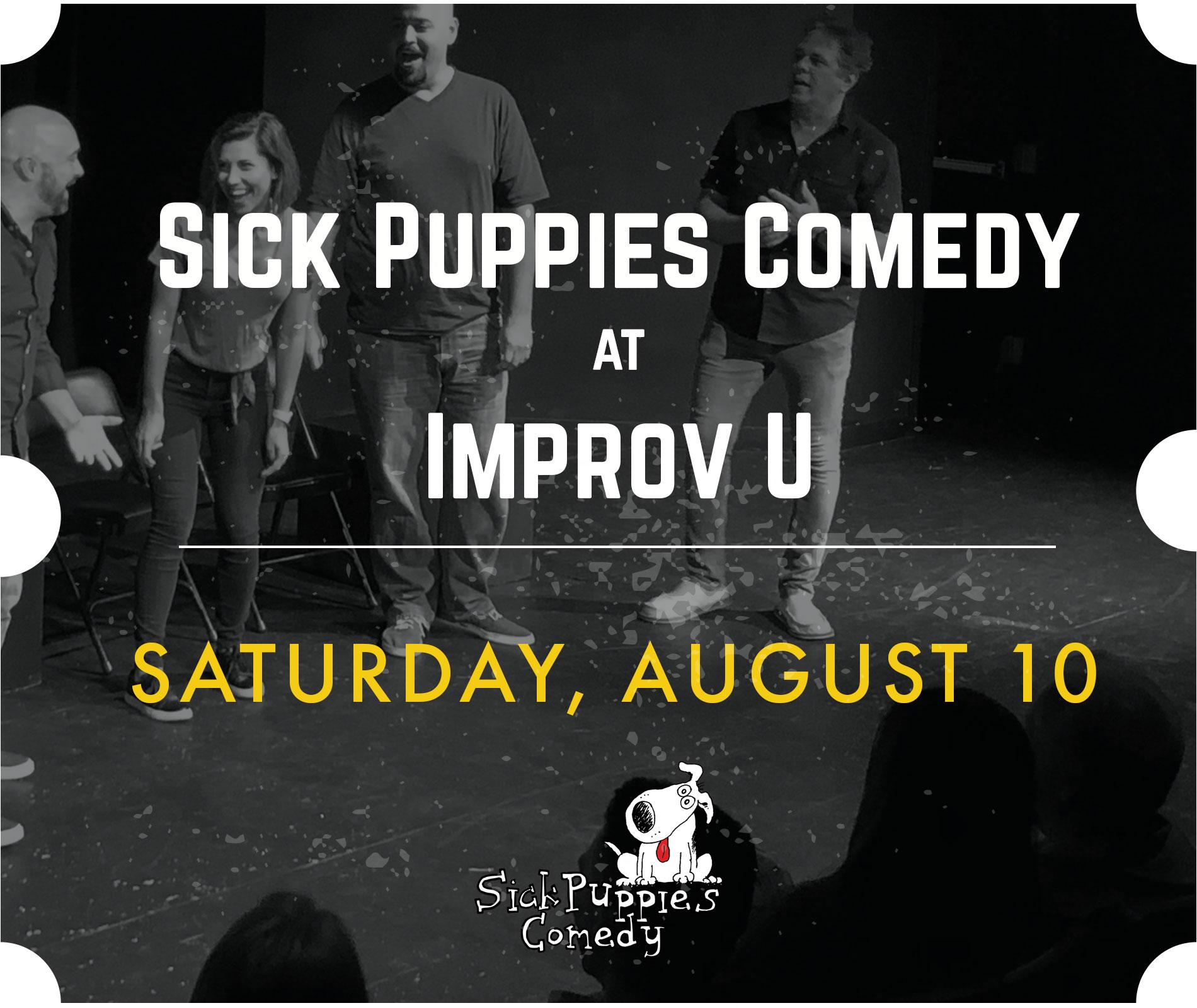 Sick Puppies Show August 10, 2019